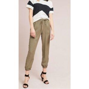 50% OFF CLOSET! Cloth & Stone Olive Jogger Pants